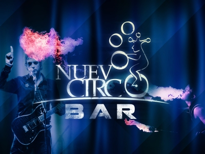 BACKING NUEVOCIRCO BAR